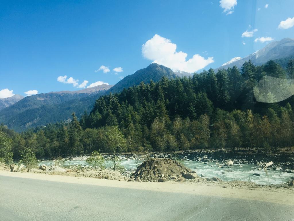 Manali Road
