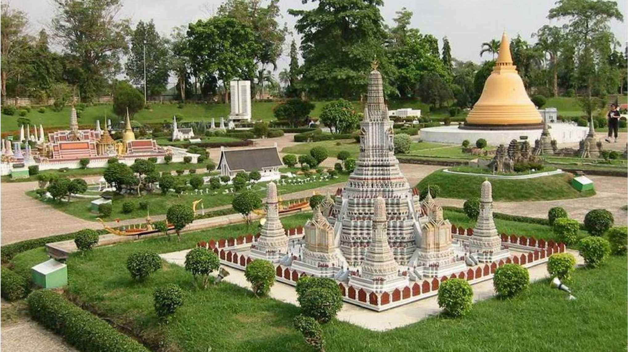 11Mini Siam Pattaya