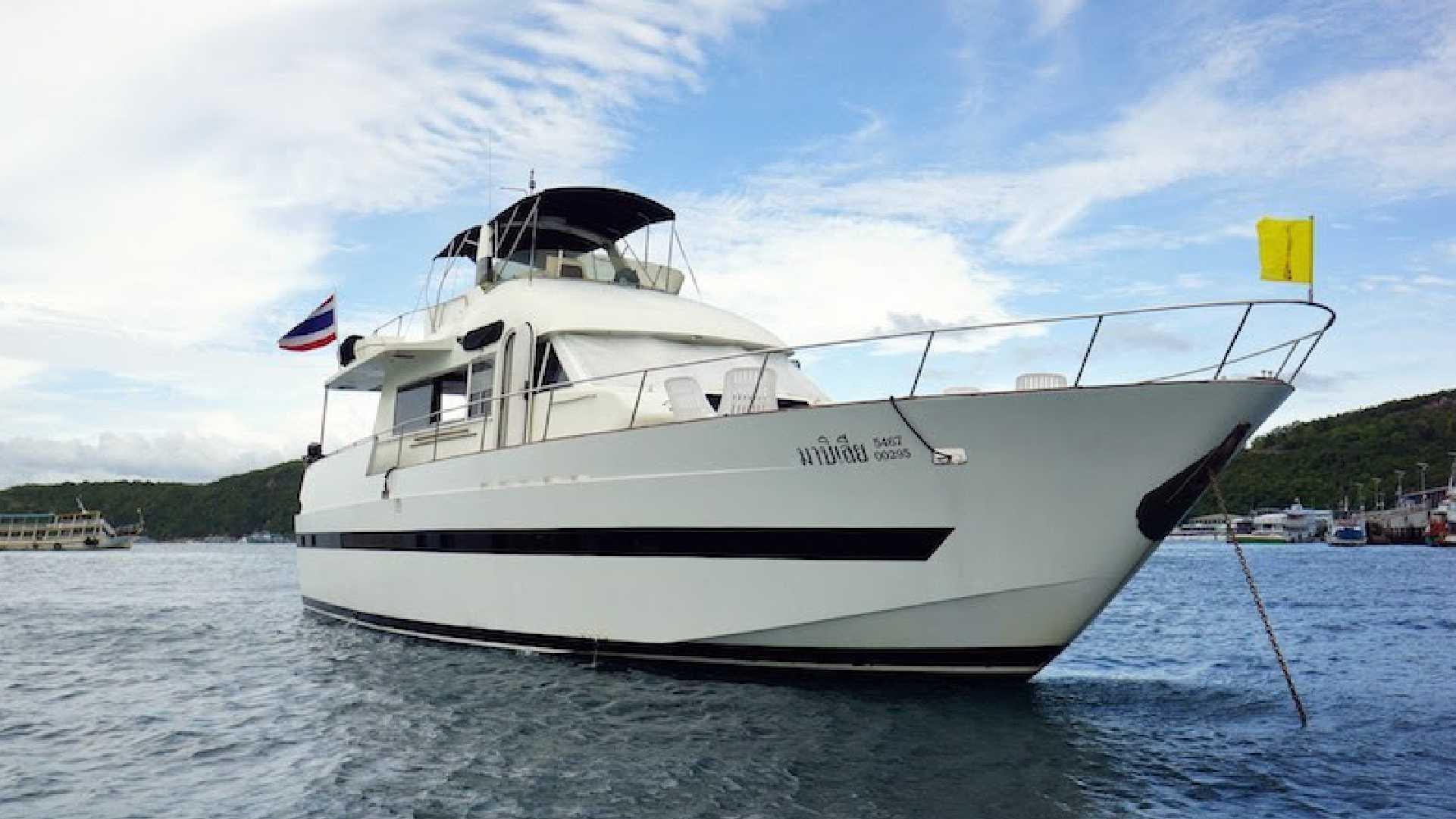 11Motor Yacht