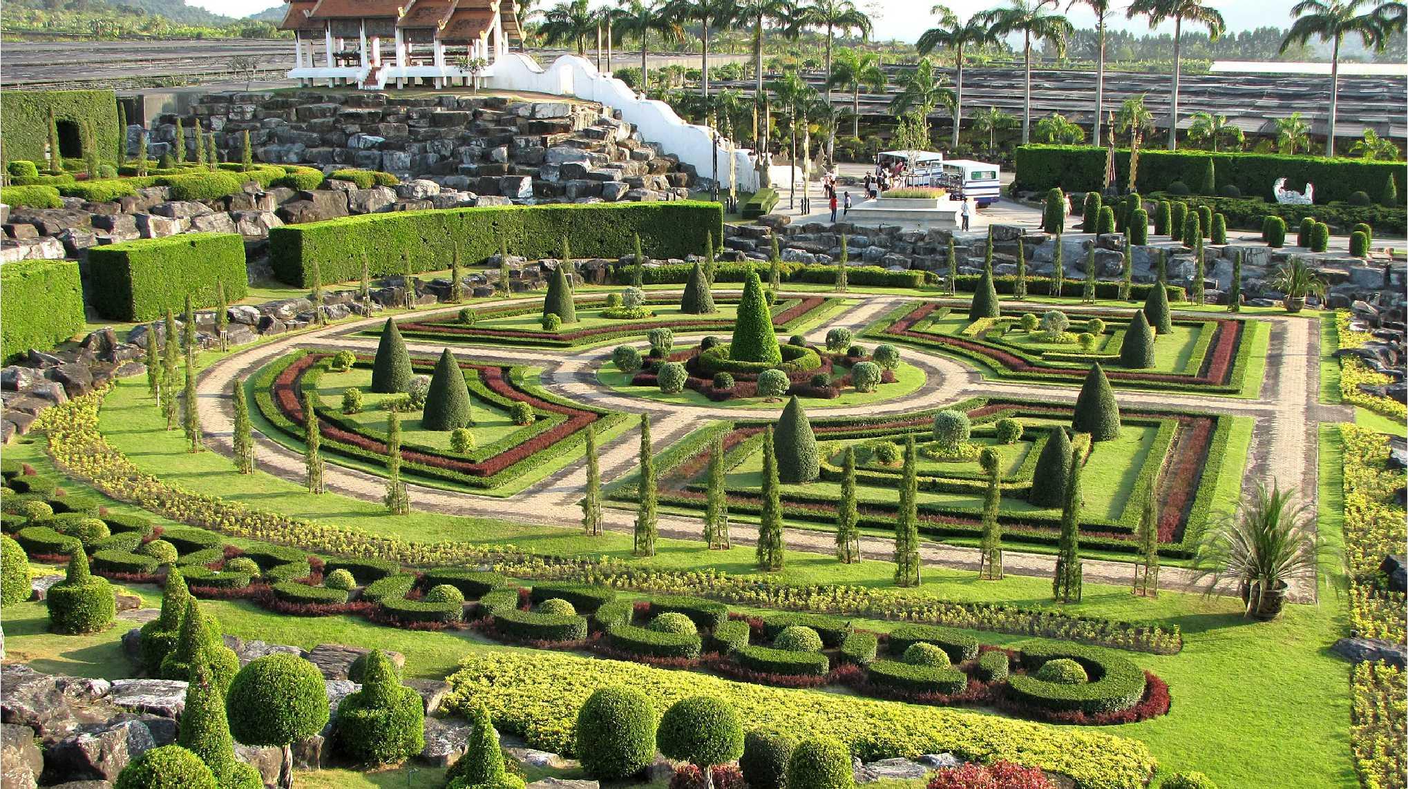 Nong Nooch Tropical Botanical Garden02