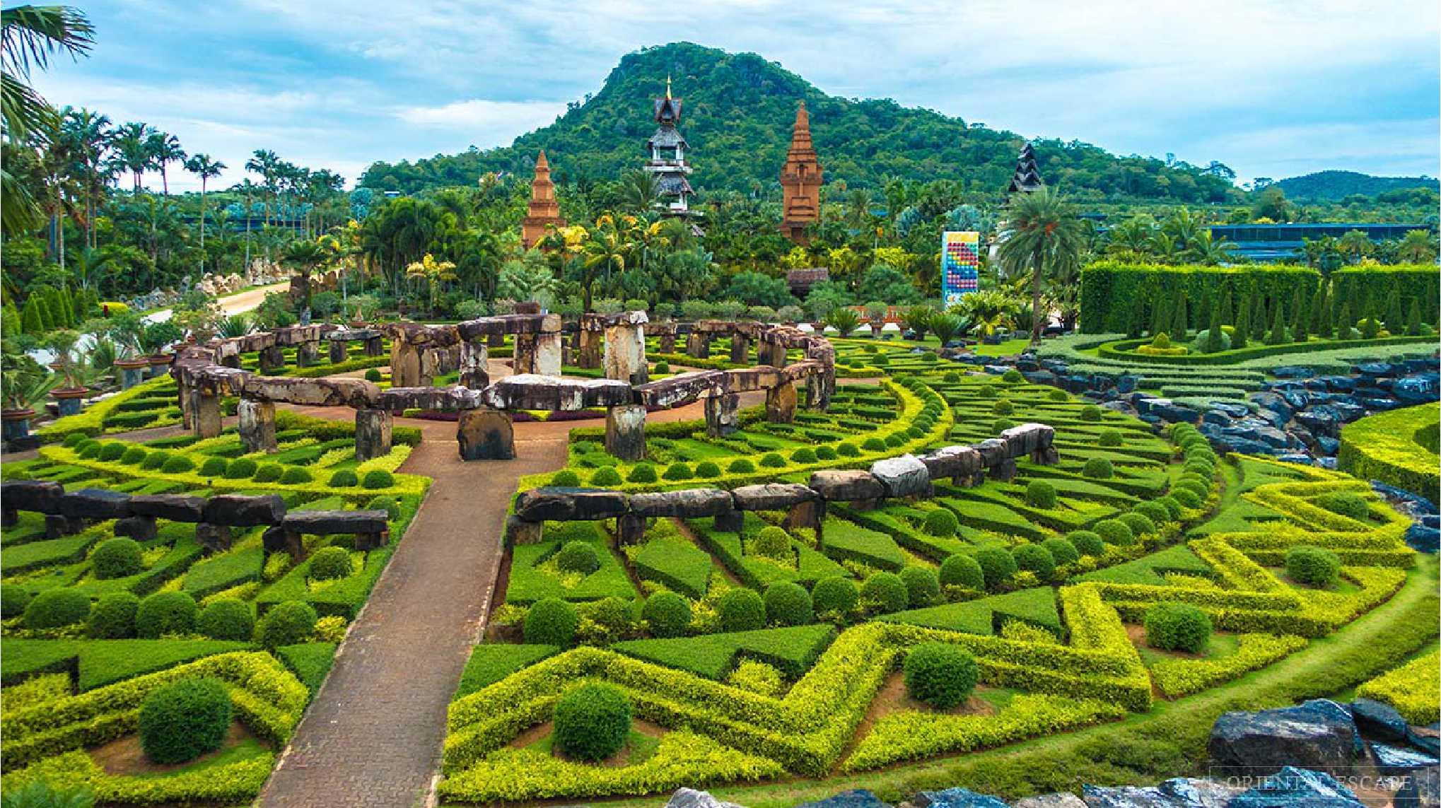 Nong Nooch Tropical Botanical Garden03