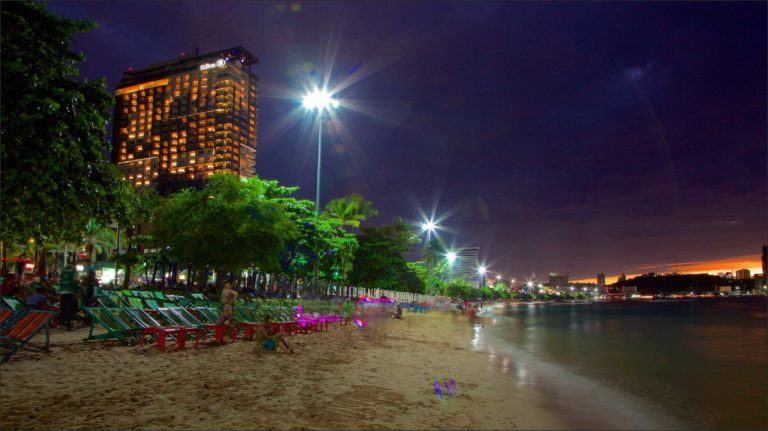 Pattaya Beach Road