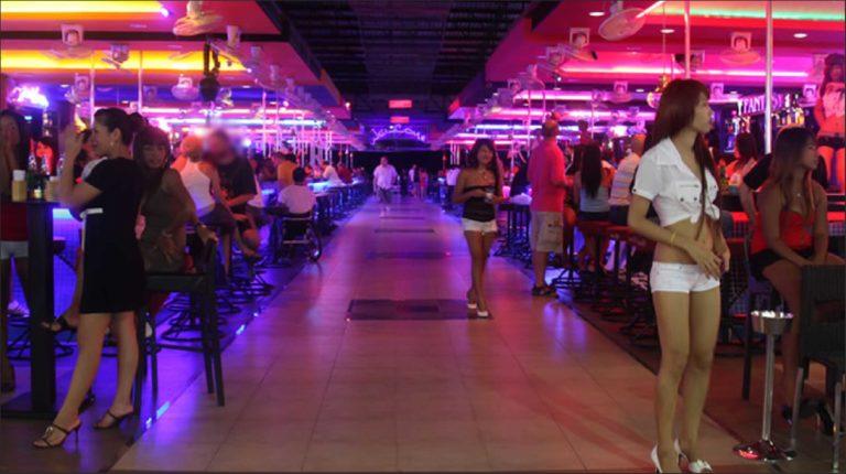 Pattaya City Nightlife Fun