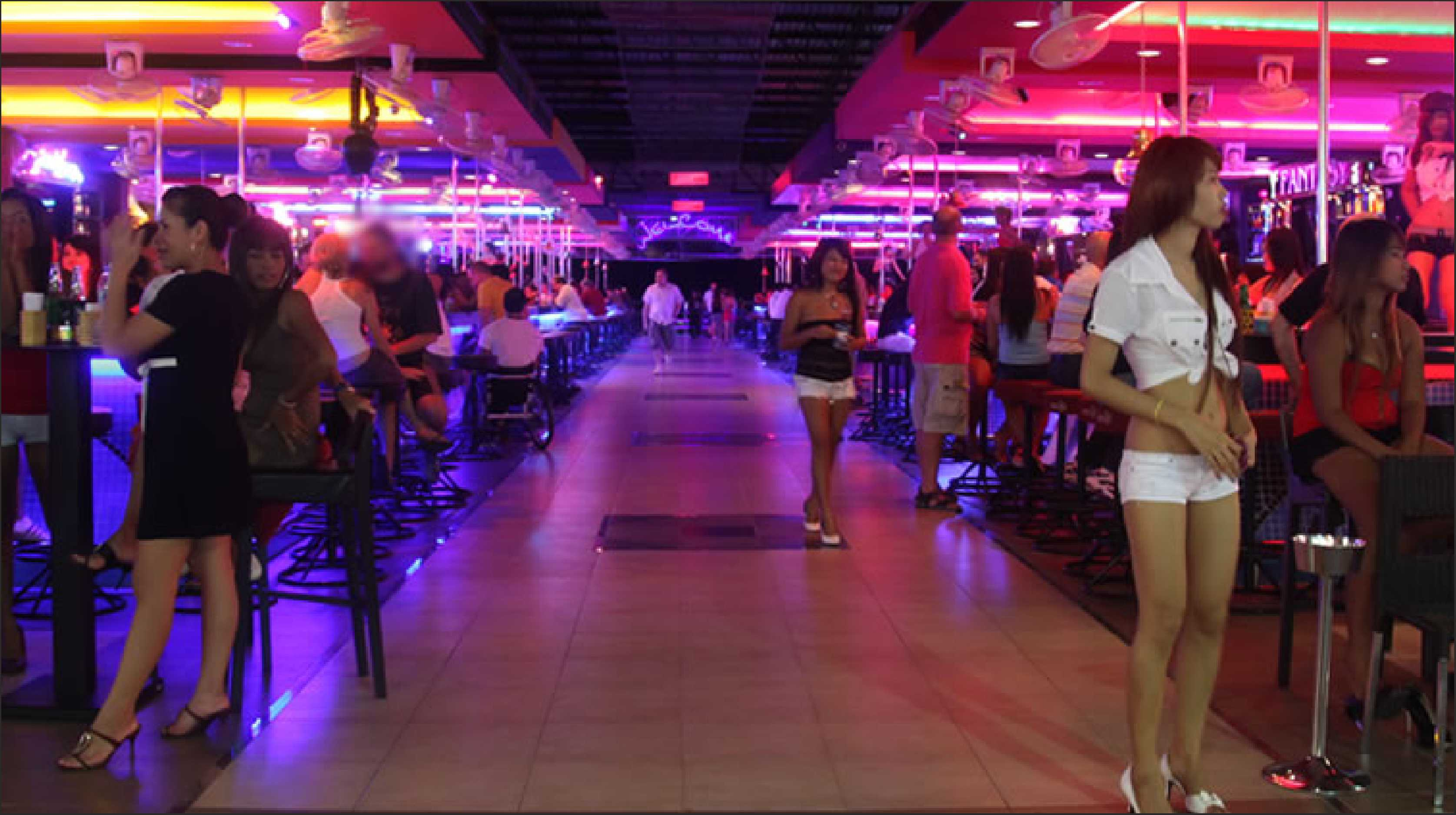 Pattaya City Nightlife Fun