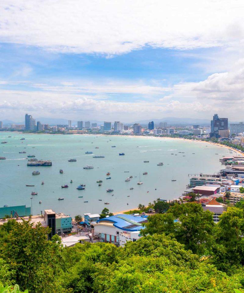 Pattaya and Hua Hin Package
