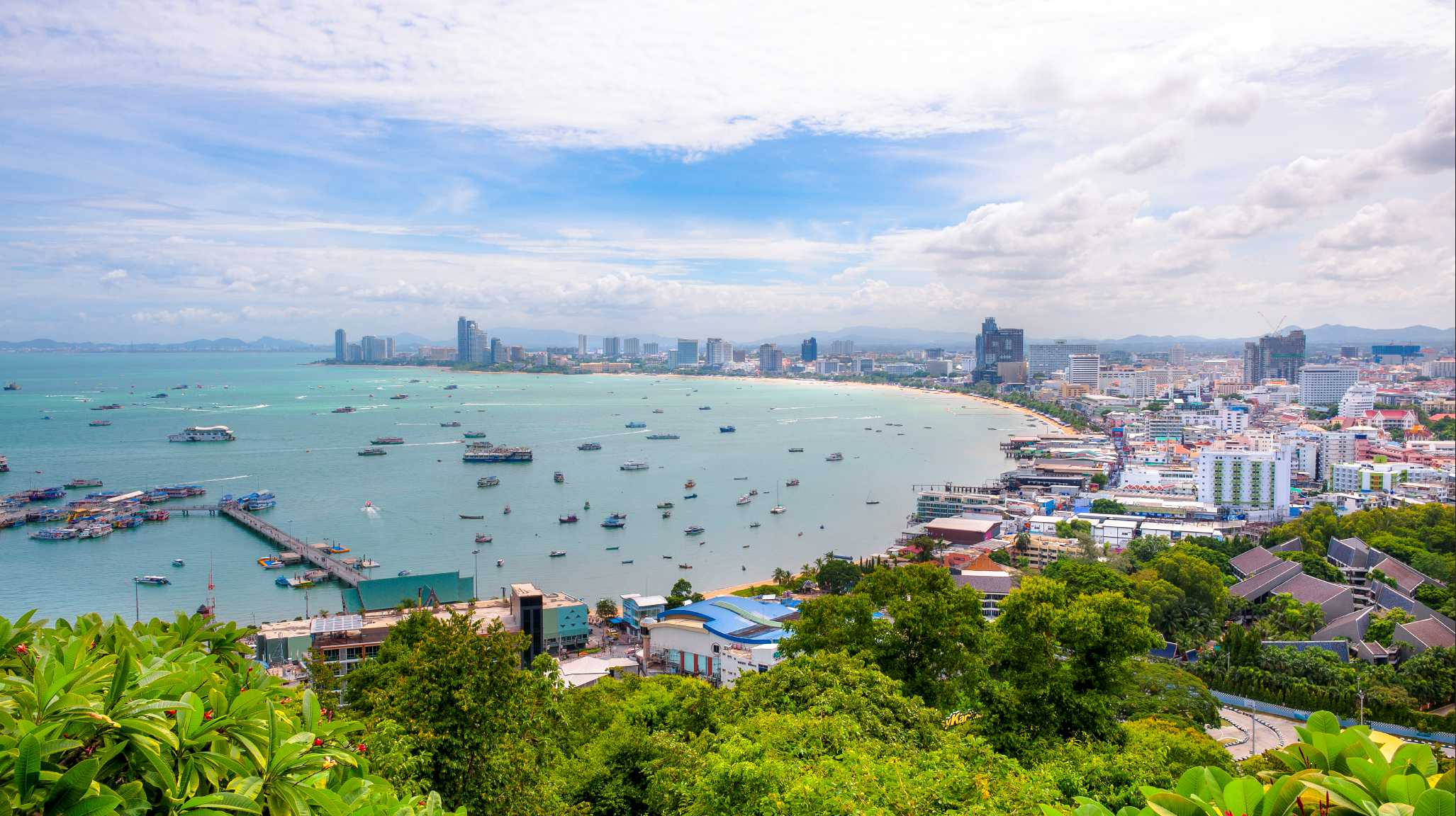 Pattaya and Hua Hin Package