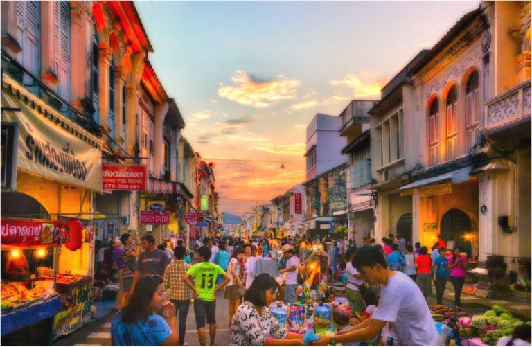 Phuket Weekend Market1
