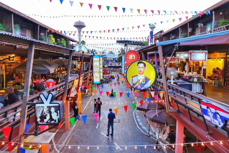 Plearnwan Market Hua Hin