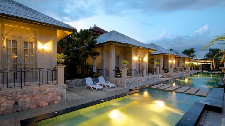 Pool Villa Parties