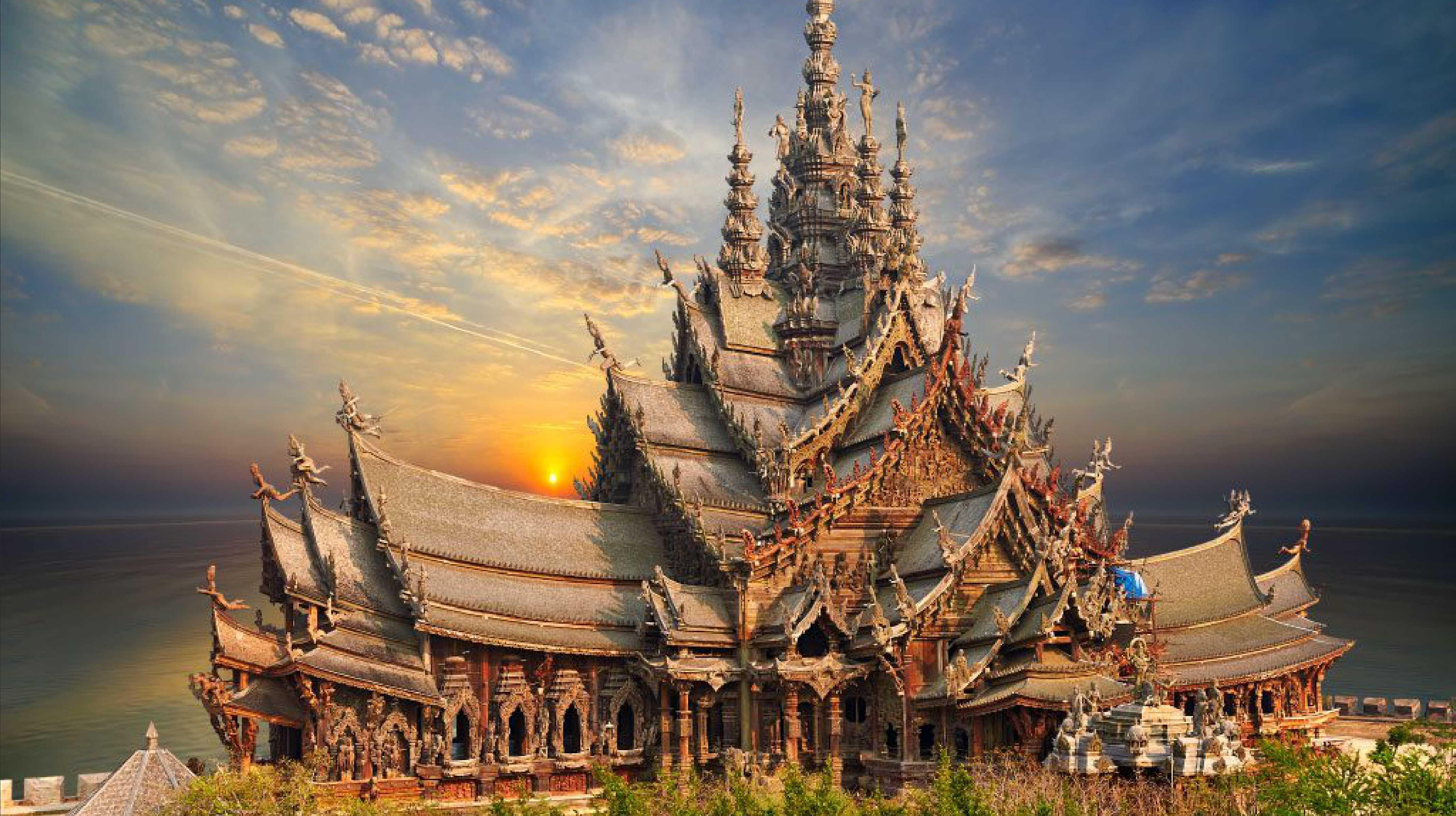 11Reaching Pattaya from Suvarnabhumi Airport