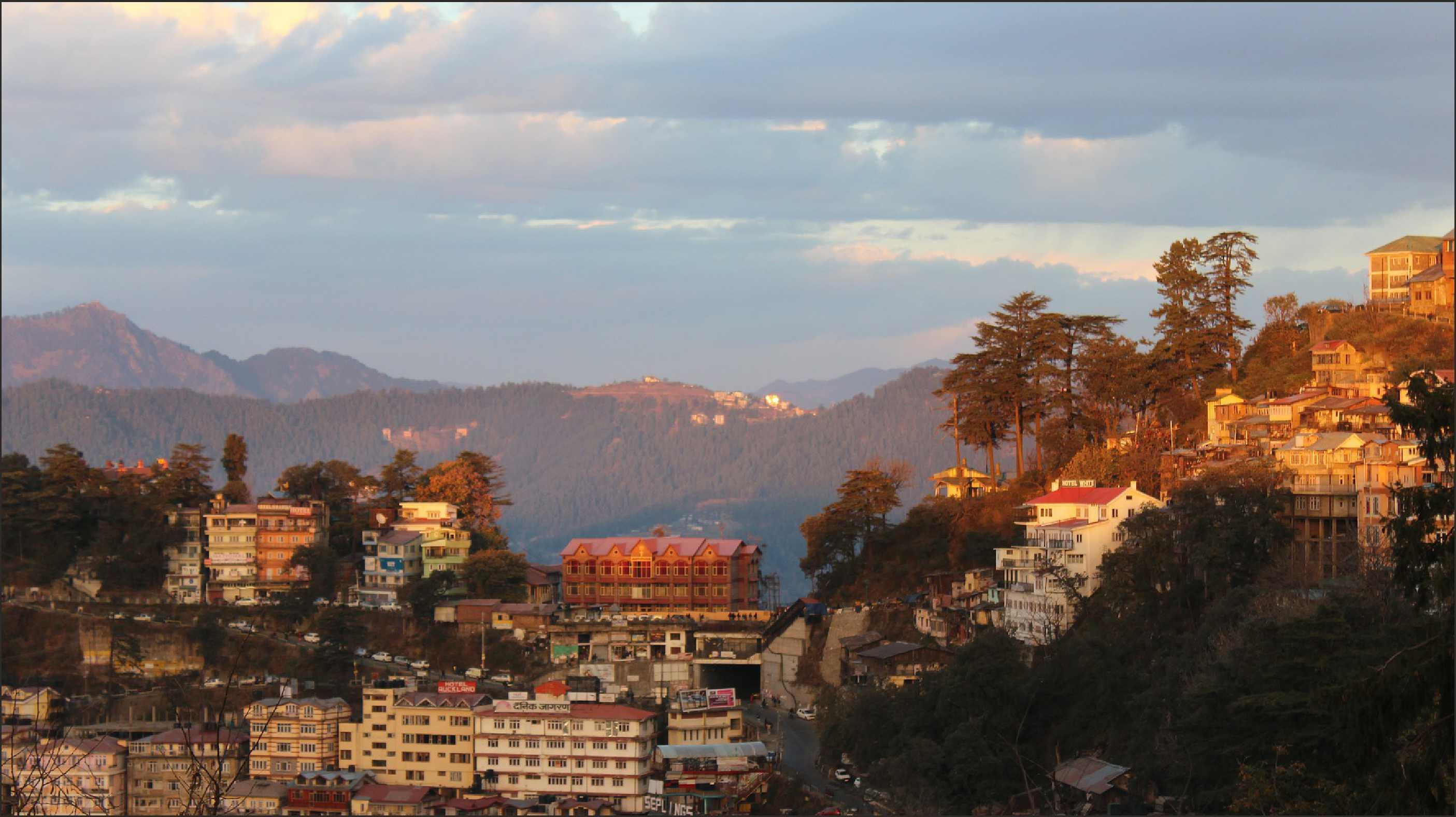 Shimla Himachael