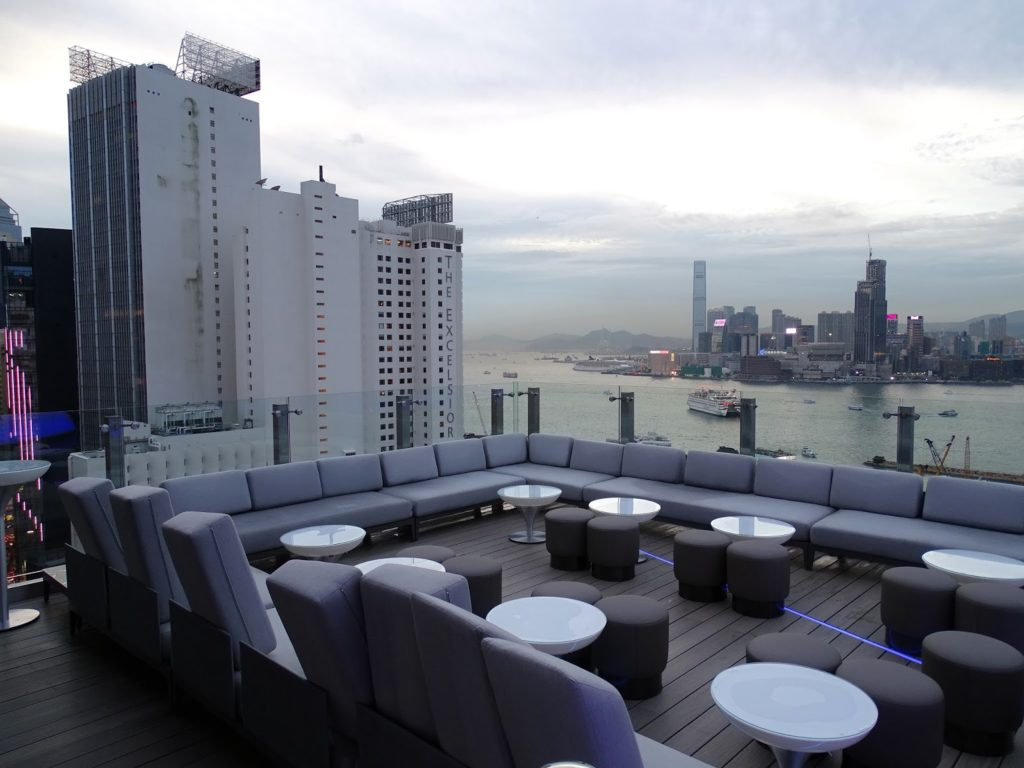 Skye Bar Hong Kong