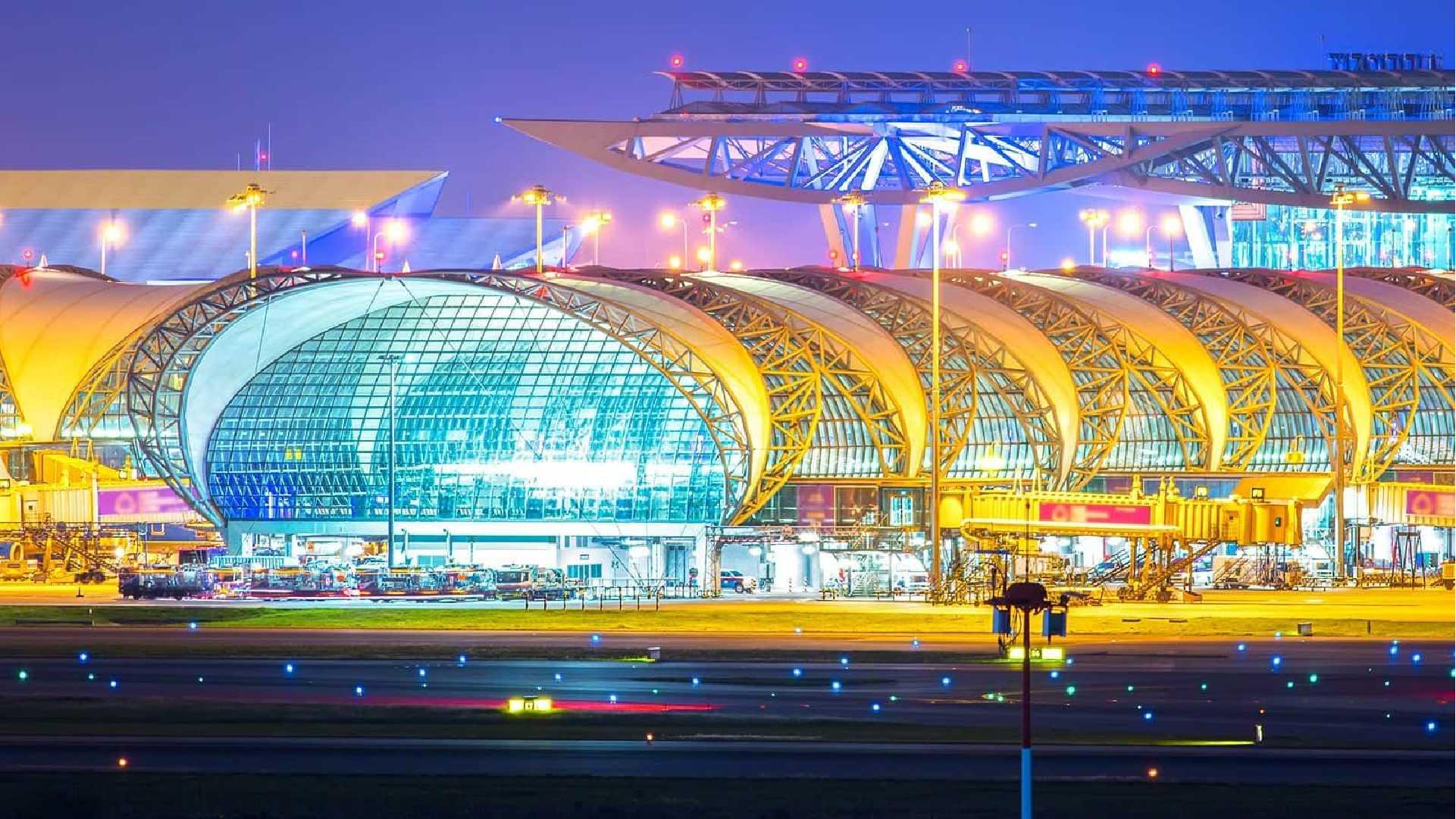 11Suvarnabhumi Airport