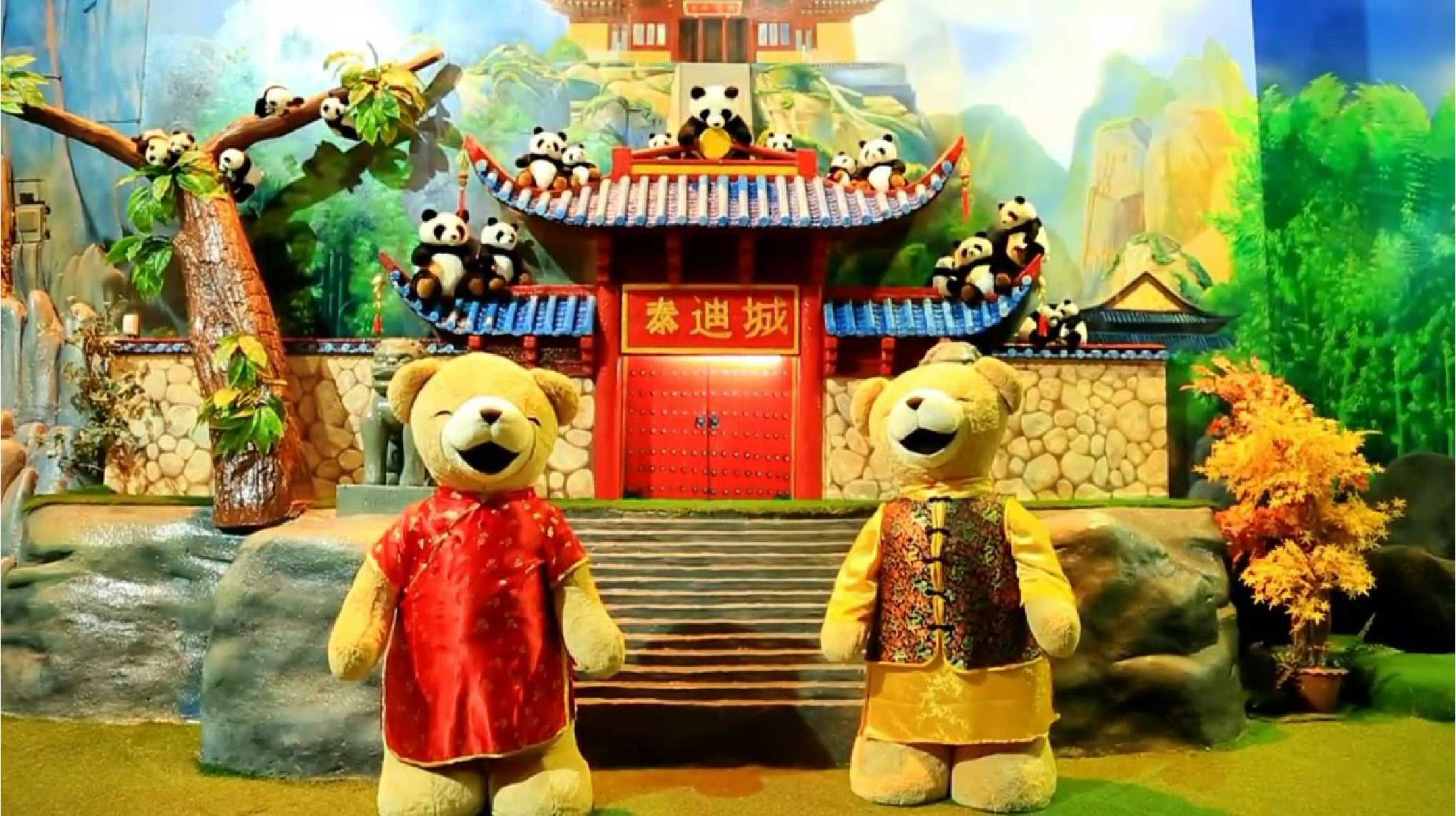 11Teddy Bear Museum