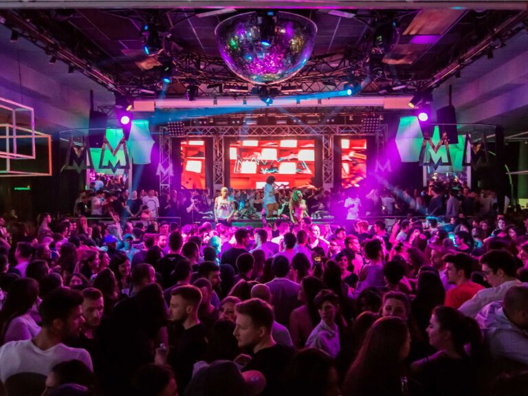 Top Five Nightclubs in Phuket