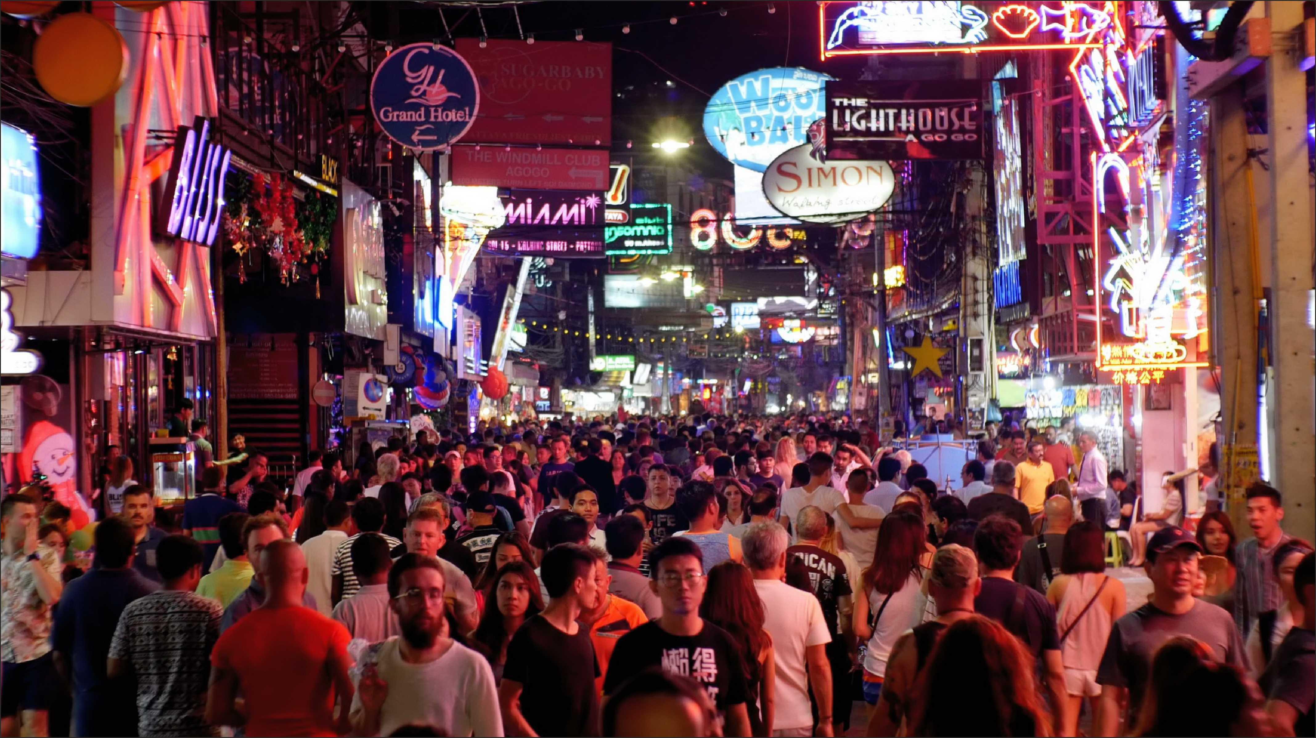 11Walking Street Pattaya