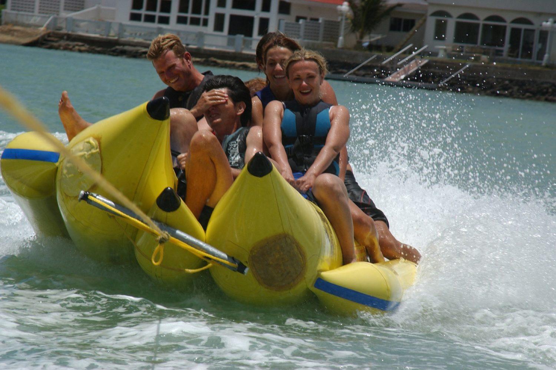 banana boat ride Pattaya