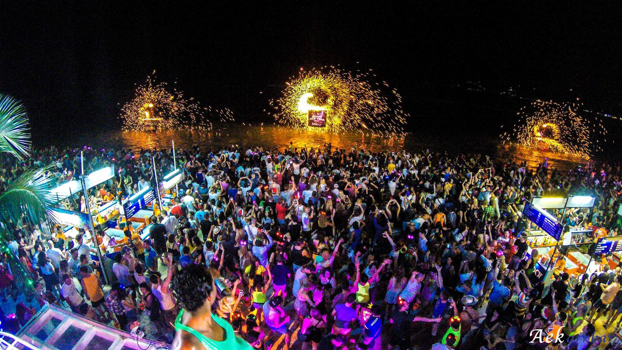 Thai party