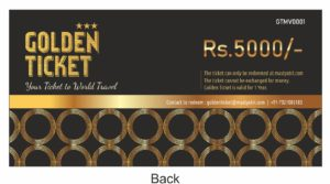 Diwali Travel Gift Card