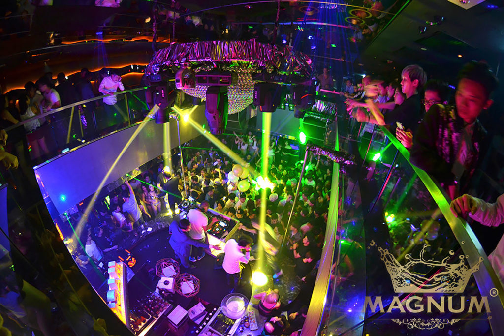 Hong Kong Top Five Nightclubs