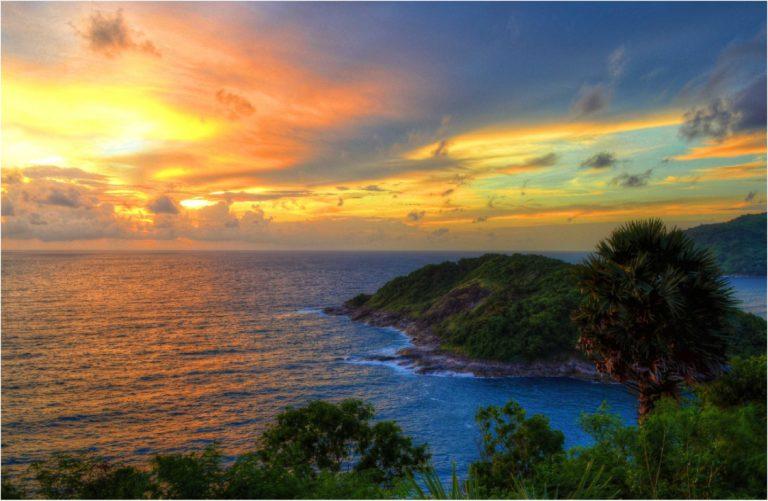 phromthep-cape-sunset