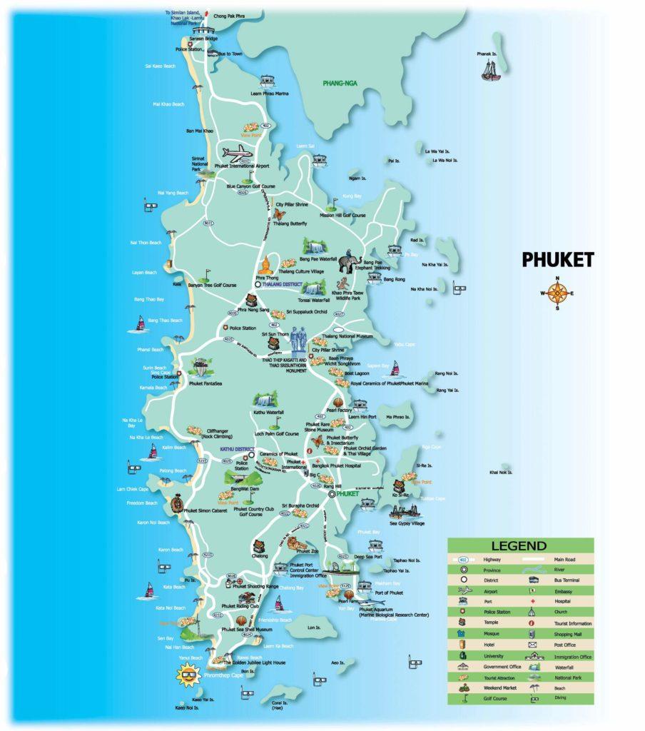 Fantastic Phuket for Senior Citizens